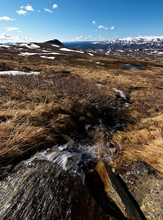 Norway - Valley in Jotunheimen II