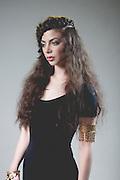 Josephine Skaught Hair shoot.