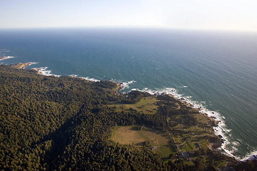 Fort Ross Cove looking southwest, North Coast MLPA study site
