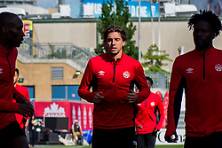 September 1, 2017 - Toronto, Ontario, Canada - Dejan Jaković during open training session conference in Toronto before the Canada-Jamaica Men's International Friendly match at BMO Field in Toronto Canada September 2, 2017  (Credit Image: © Anatoliy Cherkasov/NurPhoto via ZUMA Press)