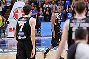 DESCRIZIONE : Campionato 2014/15 Dinamo Banco di Sardegna Sassari - Dolomiti Energia Aquila Trento Playoff Quarti di Finale Gara4<br /> GIOCATORE : Tony Mitchell<br /> CATEGORIA : Ritratto Delusione<br /> SQUADRA : Dolomiti Energia Aquila Trento<br /> EVENTO : LegaBasket Serie A Beko 2014/2015 Playoff Quarti di Finale Gara4<br /> GARA : Dinamo Banco di Sardegna Sassari - Dolomiti Energia Aquila Trento Gara4<br /> DATA : 24/05/2015<br /> SPORT : Pallacanestro <br /> AUTORE : Agenzia Ciamillo-Castoria/L.Canu