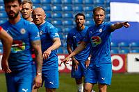 Ryan Croasdale. Stockport County FC 2-2 Maidenhead United FC. Vanarama National League. Edgeley Park. 17.4.21