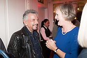 Literary Review  40th anniversary party and Bad Sex Awards,  In & Out Club, 4 St James's Square. London. 2 December 2019