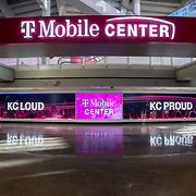 T-Mobile and Sparks Marketing Corp paid me to take a custom panoramic photo of downtown Kansas City, MO for T-Mobile branding and placement inside T-Mobile Center.