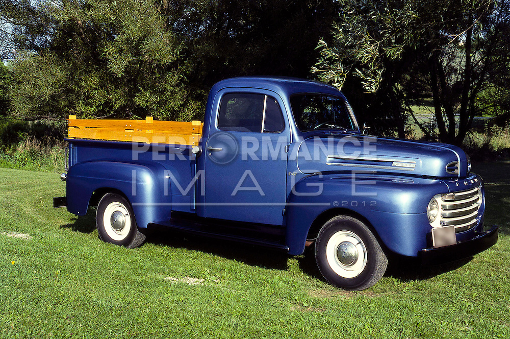 1950 Ford 1/2 Ton Pick Up Truck