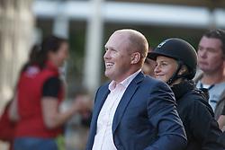 Enda Carroll (IRL)<br /> Final 7 years<br /> FEI World Breeding Jumping Championships for Young Horses - Lanaken 2014<br /> © Dirk Caremans
