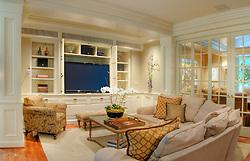 Home Living Room Family room TV room