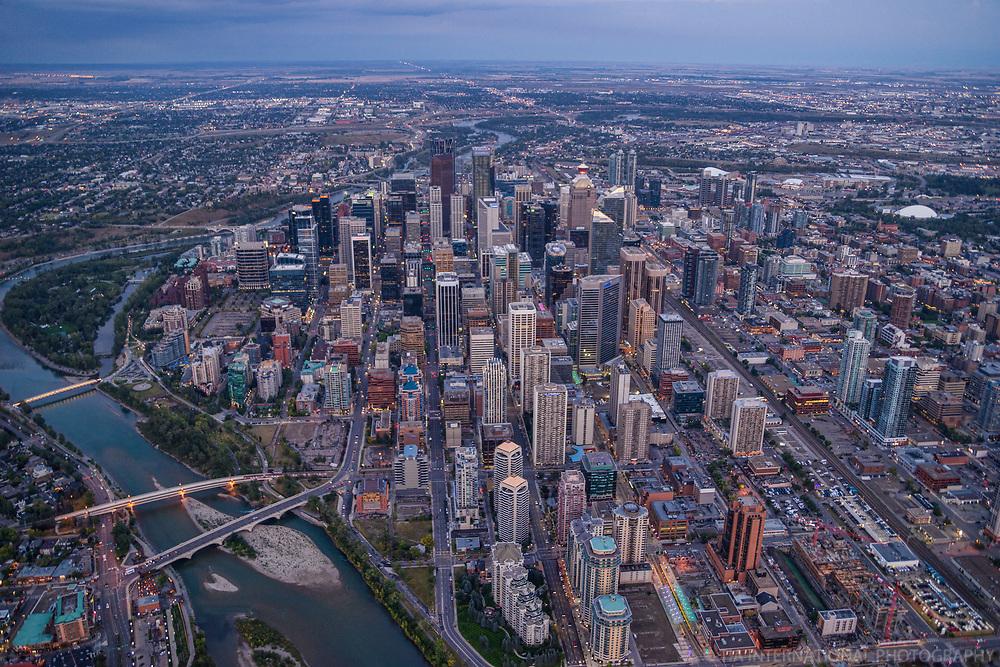 Calgary Metropolis