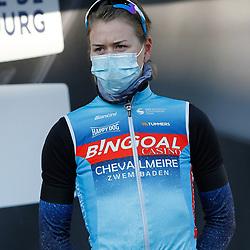 25-04-2021: Wielrennen: Luik Bastenaken Luik (Vrouwen): Luik <br />Thalita de Jong