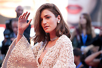 Eleonora Carisi at the opening ceremony and premiere of the film La La Land at the 73rd Venice Film Festival, Sala Grande on Wednesday August 31st, 2016, Venice Lido, Italy.