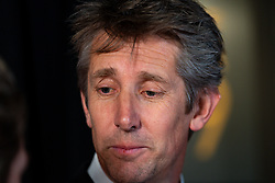 18-12-2019 NED: Sports gala NOC * NSF 2019, Amsterdam<br /> The traditional NOC NSF Sports Gala takes place in the AFAS in Amsterdam / Edwin van der Sar