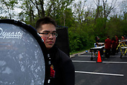 Shadow Indoor Percussion competes at semi finals at the University of Northern Kentucky in Newport, Kentucky on April 20, 2017.<br /> <br /> Beth Skogen Photography - www.bethskogen.com
