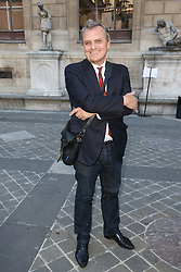 Jean-Charles de Castelbajac attending at the Sonia Rykiel show as a part of Paris Fashion Week Ready to Wear Spring/Summer 2017 on 03 October, 2016 in Paris, France. Photo by Jerome Domine/ABACAPRESS.COM