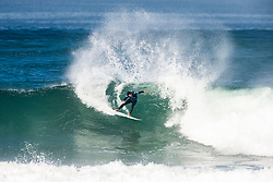 Adriano de Souza (BRA) advances to the Quarterfinals of the 2018 Quiksilver Pro France after placing second in Heat 2 of Round 4 in Hossegor, France.