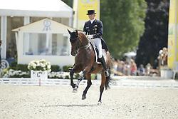 Schmidt, Hubertus (GER), Imperio<br /> Hagen - CDIO Nationenpreis Dressur 2015<br /> Grand Prix Special<br /> © www.sportfotos-lafrentz.de/Stefan Lafrentz