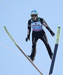 01.01.2020, Olympiaschanze, Garmisch Partenkirchen, GER, FIS Weltcup Skisprung, Vierschanzentournee, Garmisch Partenkirchen, im Bild Stefan Hula (POL) // during the Four Hills Tournament of FIS Ski Jumping World Cup at the Olympiaschanze in Garmisch Partenkirchen, Germany on 2020/01/01. EXPA Pictures © 2020, PhotoCredit: EXPA/ SM<br /> <br /> *****ATTENTION - OUT of GER*****
