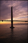 Golden Gate Bridge, Sunrise, San Francisco, California<br />