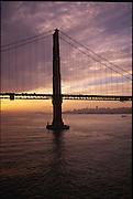 Golden Gate Bridge, Sunrise, San Francisco, California<br />