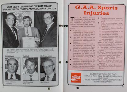 All Ireland Senior Hurling Championship Final, .06.09.1987, 09.06.1987, 6th September 1987, .Kilkenny v Galway, .Galway 1-12, Kilkenny 0-9,.06091987AISHCF, .Senior Kilkenny v Galway,.Minor Tipperary v Offaly,  ..Coca Cola,