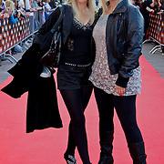 NLD/Utrecht/20100903 - Premiere Queen musical We Will Rock You, joke de Kruijff en Marleen van der Loo