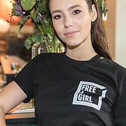 NLD/Amsterdam/20181105 - Lock me Up actie 2019, Gwen van Poorten