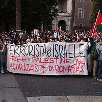Manifestazione Pro-Palestina