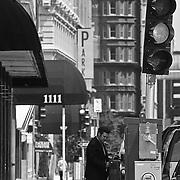 Street Scene, St. Louis, MO. 2008
