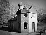 The gate lodge of Avondale House, Rathdrum, Wicklow, 1777