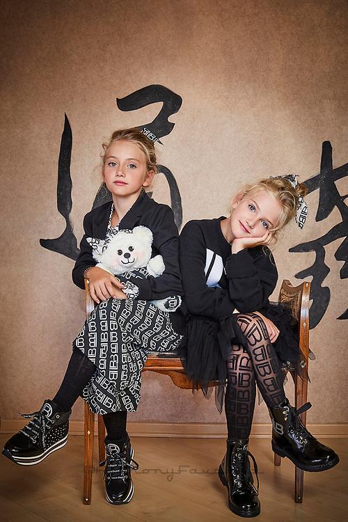 Laura Biagiotti Kids Campaign
