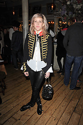 ELLIE GOULDING at a party to celebrate the 1st anniversary of Alice Temperley's label held at Paradise, Kensal Green, London W10 on 25th November 2010.