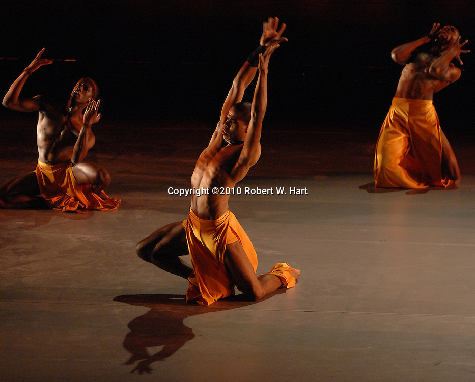 """Dallas Black Dance Theater dancers perform """"Instinct: 11.1"""", choreographed by Francesca Harper, Wednesday evening, December 8, 2010 at the Dee and Charles Wyly Theater in Dallas, Texas"""