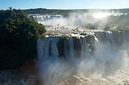 Overalls at Iguacu Falls at the 2013 X Games Foz do Iguacu in Foz do Iguaçu, Brazil. ©Brett Wilhelm