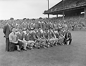 07.08.1960 All Ireland Minor Football Semi-Final - Cork v Down