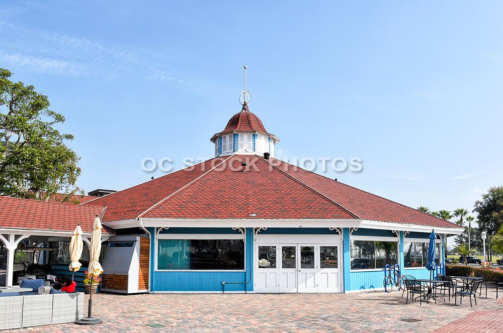 Pelican Pier Pavilion, Shoreline Village at Rainbow Harbor