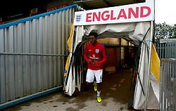 Jaden Brown of England - Mandatory by-line: Robbie Stephenson/JMP - 05/09/2017 - FOOTBALL - One Call Stadium - Mansfield, United Kingdom - England U19 v Germany U19 - International Friendly