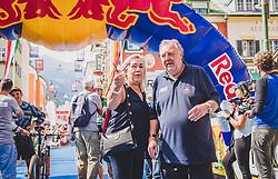 08.09.2018, Lienz, AUT, 31. Red Bull Dolomitenmann 2018, im Bild Sandra Grissmann, Werner Grissmann // Sandra Grissmann, Werner Grissmann during the 31th Red Bull Dolomitenmann. Lienz, Austria on 2018/09/08, EXPA Pictures © 2018, PhotoCredit: EXPA/ JFK