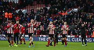 during the Premier League match at Bramall Lane, Sheffield. Picture date: 9th February 2020. Picture credit should read: Chloe Hudson/Sportimage