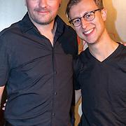 NLD/Amsterdam/20180920 - Premiere Judas, Boris van der Ham en ......