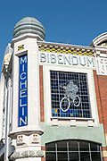 Exterior of Bibendum restaurant on Fulham Road on the 17th September 2019 in London in the United Kingdom.