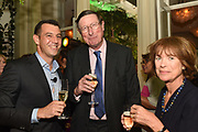 SIR MAY HASTINGS; LADY HASTINGS, The Datai Langkawi Relaunch event, Spring, Somerset House,  London. 1 March 2018