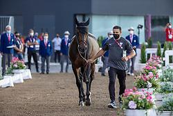 Talaat Mohamed, EGY, Darshan, 332<br /> Olympic Games Tokyo 2021<br /> © Hippo Foto - Dirk Caremans<br /> 31/07/2021