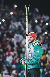 30.12.2018, Schattenbergschanze, Oberstdorf, GER, FIS Weltcup Skisprung, Vierschanzentournee, Oberstdorf, Siegerehrung, im Bild 2. Platz Markus Eisenbichler (GER) // 2nd placed Markus Eisenbichler of Germany during the winner Ceremony for the Four Hills Tournament of FIS Ski Jumping World Cup at the Schattenbergschanze in Oberstdorf, Germany on 2018/12/30. EXPA Pictures © 2018, PhotoCredit: EXPA/ JFK