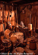 Southwest PA, Somerset Historical Center, Early American Wood Crafts, Somerset Co.