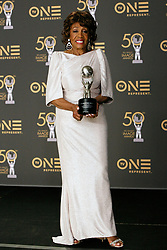 March 30, 2019 - Los Angeles, CA, USA - Hollywood, CA - MAR 30:  Maxine Waters at the 50th NAACP Image Awards Press Room at the Dolby Theatre on March 30 2019 in Hollywood CA. Credit: CraSH/imageSPACE (Credit Image: © Crash via ZUMA Wire)
