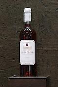 BB 2006 rose. Biblia Chora Winery, Kokkinohori, Kavala, Macedonia, Greece