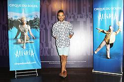 © London News PIctures. Nate James, Cirque Du Soleil Alegria opening night, O² Arena, London UK, 18 July 2013. Photo credit: Richard Goldschmidt/LNP