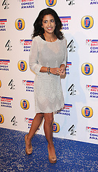 KONNIE HUQ attends the British Comedy Awards at Fountain Studios, London, England, December 12, 2012. Photo by i-Images.