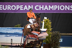 Houtzager Marc, NED, Sterrehofs Calimero<br /> FEI European Jumping Championships - Goteborg 2017 <br /> © Hippo Foto - Dirk Caremans