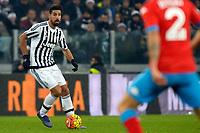 Sami Khedira Juventus <br /> Torino 13-02-2016 Juventus Stadium, Football Calcio 2015/2016 Serie A. Juventus - Napoli . Foto Filippo Alfero / Insidefoto