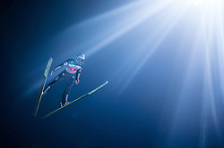 06.01.2015, Paul Ausserleitner Schanze, Bischofshofen, AUT, FIS Ski Sprung Weltcup, 63. Vierschanzentournee, Finale, im Bild Anders Bardal (NOR) // Anders Bardal of Norway during Final Jump of 63rd Four Hills <br /> Tournament of FIS Ski Jumping World Cup at the Paul Ausserleitner Schanze, Bischofshofen, Austria on 2015/01/06. EXPA Pictures © 2015, PhotoCredit: EXPA/ JFK